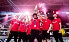 Los malagueños Vodafone Giants agrandan su leyenda y coronan la Superliga de LOL por séptima vez