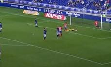 Vídeo: El Lugo saca fuerzas y empata ante el Oviedo