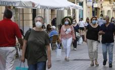 Los municipios andaluces en «riesgo extremo» bajan un 6% en una semana hasta 522