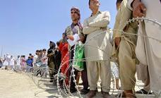 La UE hablará con los talibanes para evitar una crisis migratoria