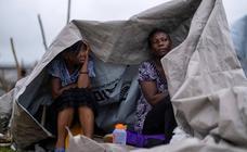 Grace agrava el drama en Haití