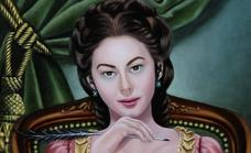 La malagueña María Rosa de Gálvez, amante de Godoy