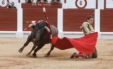 Gijón prohíbe los toros por el nombre de dos astados en un cartel de la feria