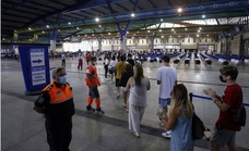 El SAS vacunará de forma masiva la próxima semana en 11 localidades de Málaga sin cita previa