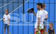 Djokovic, de vuelta en Marbella
