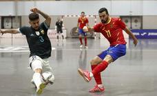 España salva un empate ante Argentina, que gana el triangular de Alhaurín de la Torre