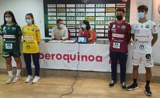 El Iberoquinoa estrena camisetas y gana en Córdoba