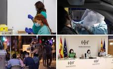 Todo sobre la evolución de los contagios y los nuevos niveles de alerta en Andalucía