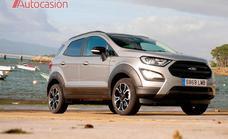 Probamos el Ford EcoSport: el SUV más pequeño de la marca americana