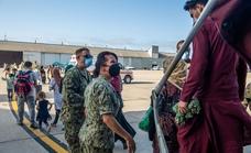 Andalucía acoge a 108 refugiados afganos provenientes de las instalaciones de Torrejón