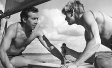 'El cuchillo en el agua', el primer Polanski