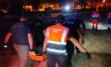 Rescatan desorientado pero en buen estado a un hombre de 67 años desaparecido durante horas en Cártama