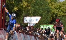 Senechal vence al esprint en Villanueva de la Serena