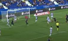 Vídeo: El Ibiza sorpende al Leganés y consigue la primera victoria en Segunda