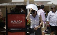 Rincón de la Victoria y Vélez-Málaga registran las temperaturas más altas de España este sábado