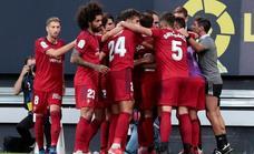 Vídeo: Osasuna se lleva la victoria en el descuento ante el Cádiz