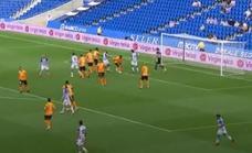 Vídeo: La Real Sociedad B y el Fuenlabrada empatan sin goles en el Reale Arena