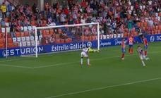 Vídeo: El Valladolid consigue los tres puntos en Lugo