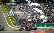 Verstappen, la pole; Russell, el brillo; Norris, el susto, y los españoles, la decepción