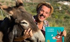 El cuento infantil de la 'Burrita Baldomera', entre los tres mejores álbumes ilustrados en EE UU