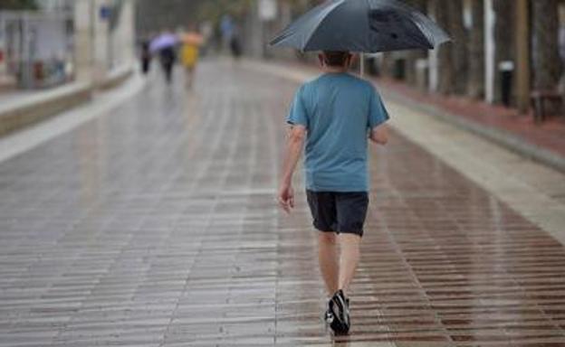 Nuevo cambio de tiempo en Andalucía: septiembre se estrenará con amenaza de lluvia