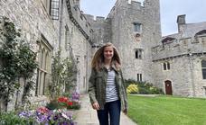 Leonor deja el palacio por un castillo