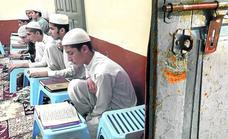 La gran escuela de los talibanes