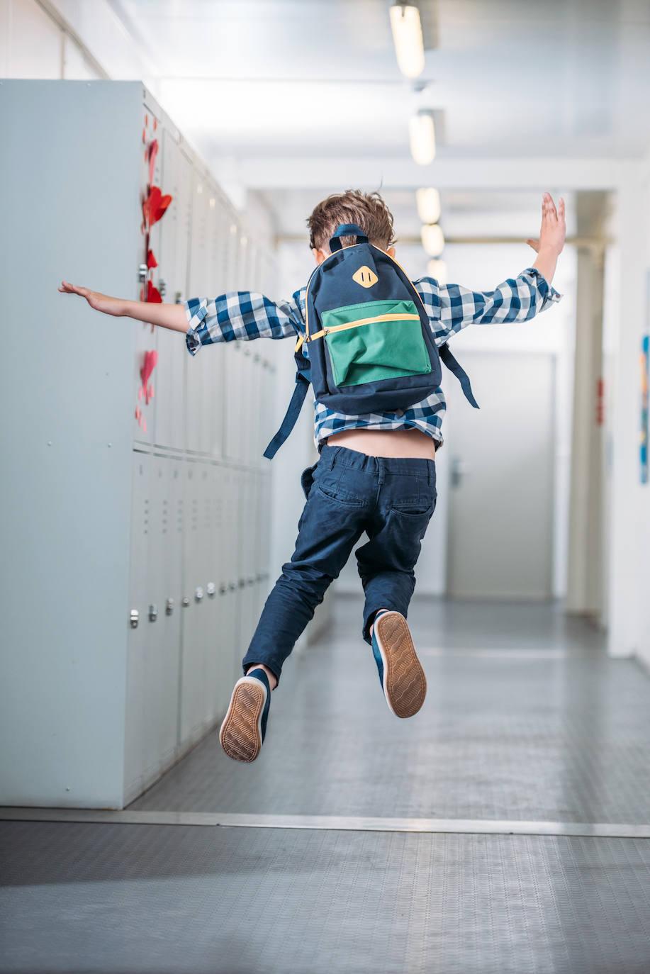 Volver al cole, el reto de cada año de niños y padres