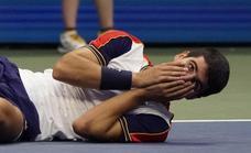 Alcaraz y el espejo de Federer