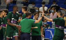 El uno a uno de los jugadores en el Unicaja-UCAM Murcia