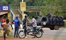 Los militares descartan una «caza de brujas» en Guinea Conakry tras el golpe