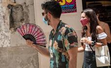 Aemet confirma terral suave para esta semana en Málaga