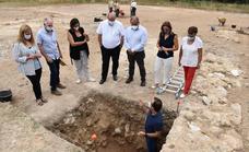 Aparece un gran edificio romano de 800 metros cuadrados en Cuenca