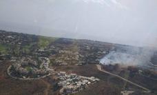 Extinguido el incendio registrado en Benahavís