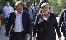 Pánico entre los conservadores alemanes ante su posible paso a la oposición