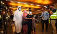 Llega a Doha el segundo vuelo con evacuados afganos