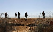 Policía israelí arresta a dos de los seis palestinos fugados de una prisión