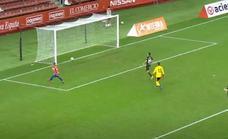 Vídeo: El Sporting gana ante su afición al Leganés