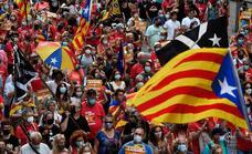 El soberanismo se divide más que nunca antes de la mesa de diálogo