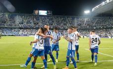 Directo | Málaga-Girona