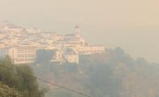 Los estudiantes desalojados por el incendio de Sierra Bermeja retoman las clases