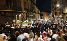 Málaga mantiene la prohibición de las procesiones pese a que Sevilla ya las permite