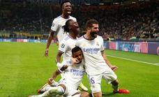 Ancelotti pone el foco en la nueva generación