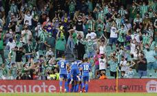 El Betis elige el camino difícil para doblegar al Celtic