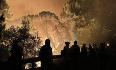 Mi amigo el bombero forestal