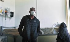 Las confesiones de Nzosa: «Hubo un momento en el que pensé en volver a Italia porque no jugaba»