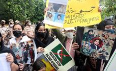 Los talibanes eliminan el Ministerio de Asuntos de la Mujer