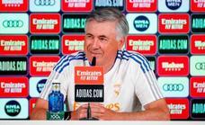 Ancelotti: «Con Hazard tenemos que ser cuidadosos»
