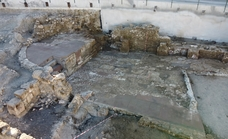 La basílica romana de Cártama ve la luz tras 16 años de trabajos arqueológicos