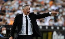 Ancelotti: «Tengo una plantilla que lucha siempre hasta el final»
